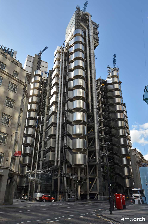 Lloyds of London - exterior