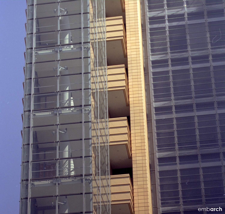 Potsdamer Platz - facade detail