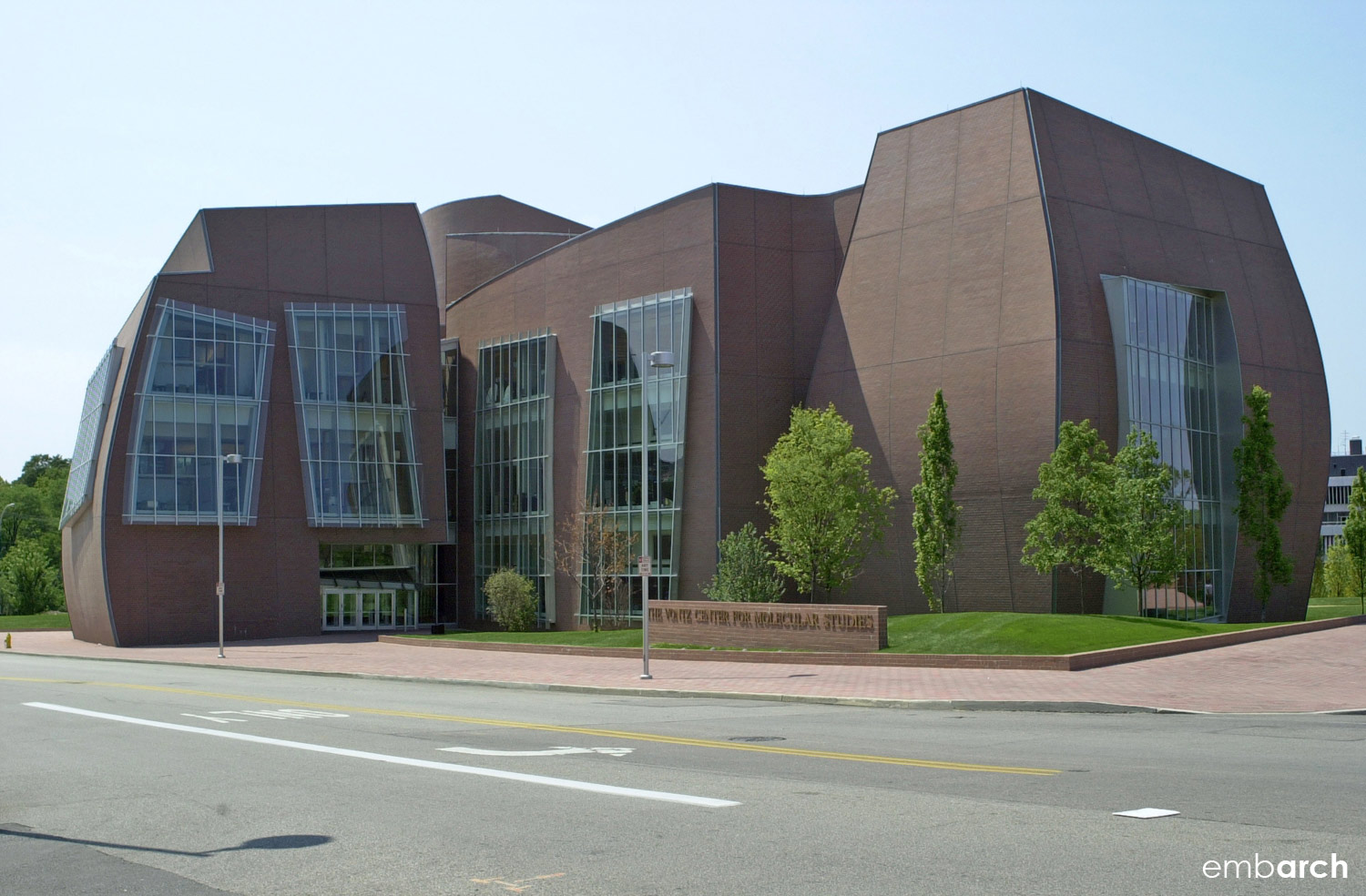Vontz Center for Molecular Studies at the University of Cincinnati
