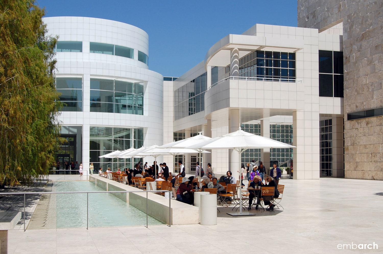 Getty Center - exterior
