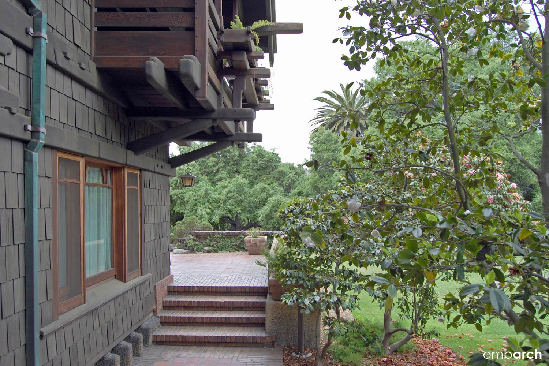 Gamble House - exterior
