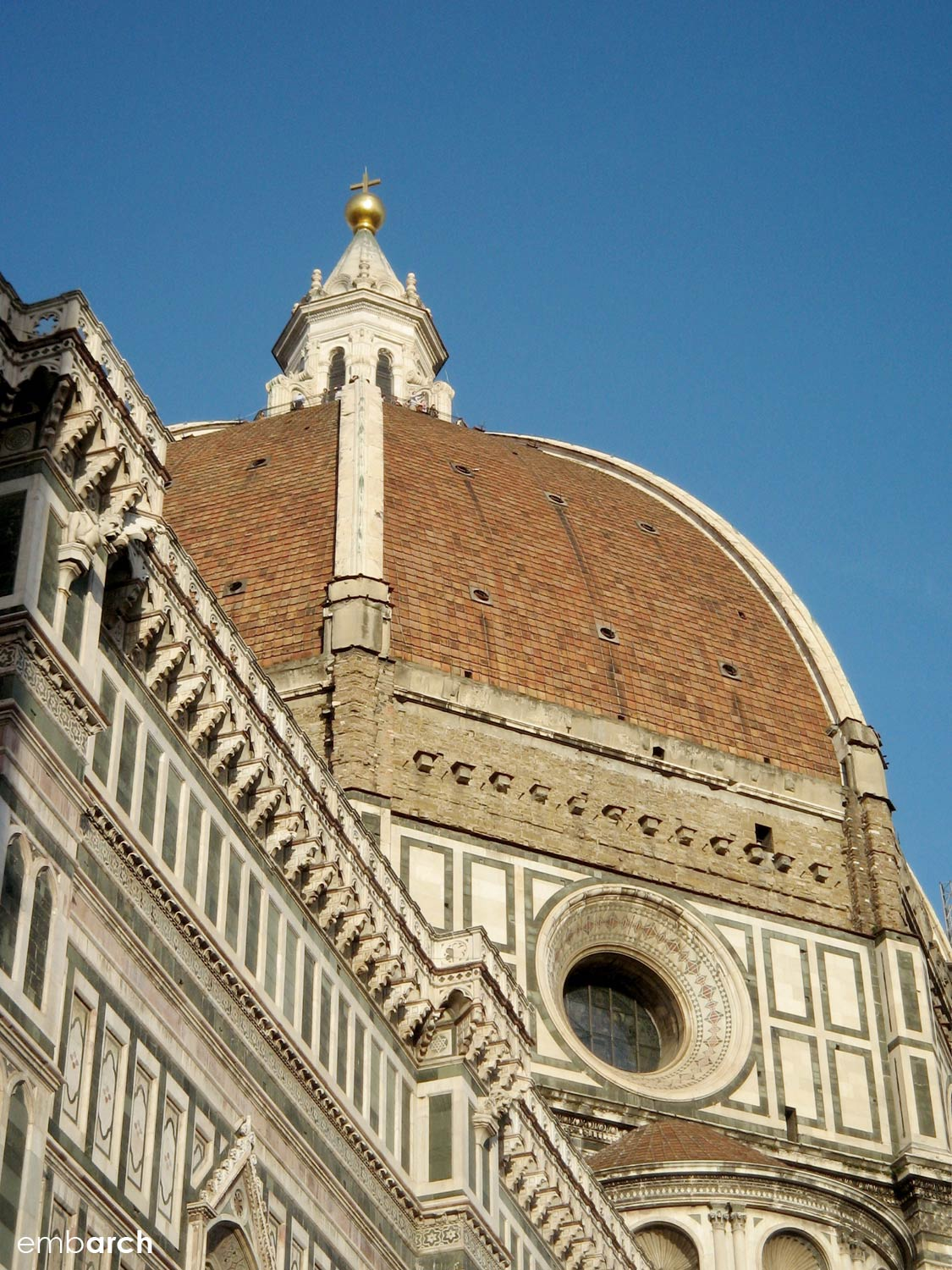 Florence Cathedral (Duomo) - dome