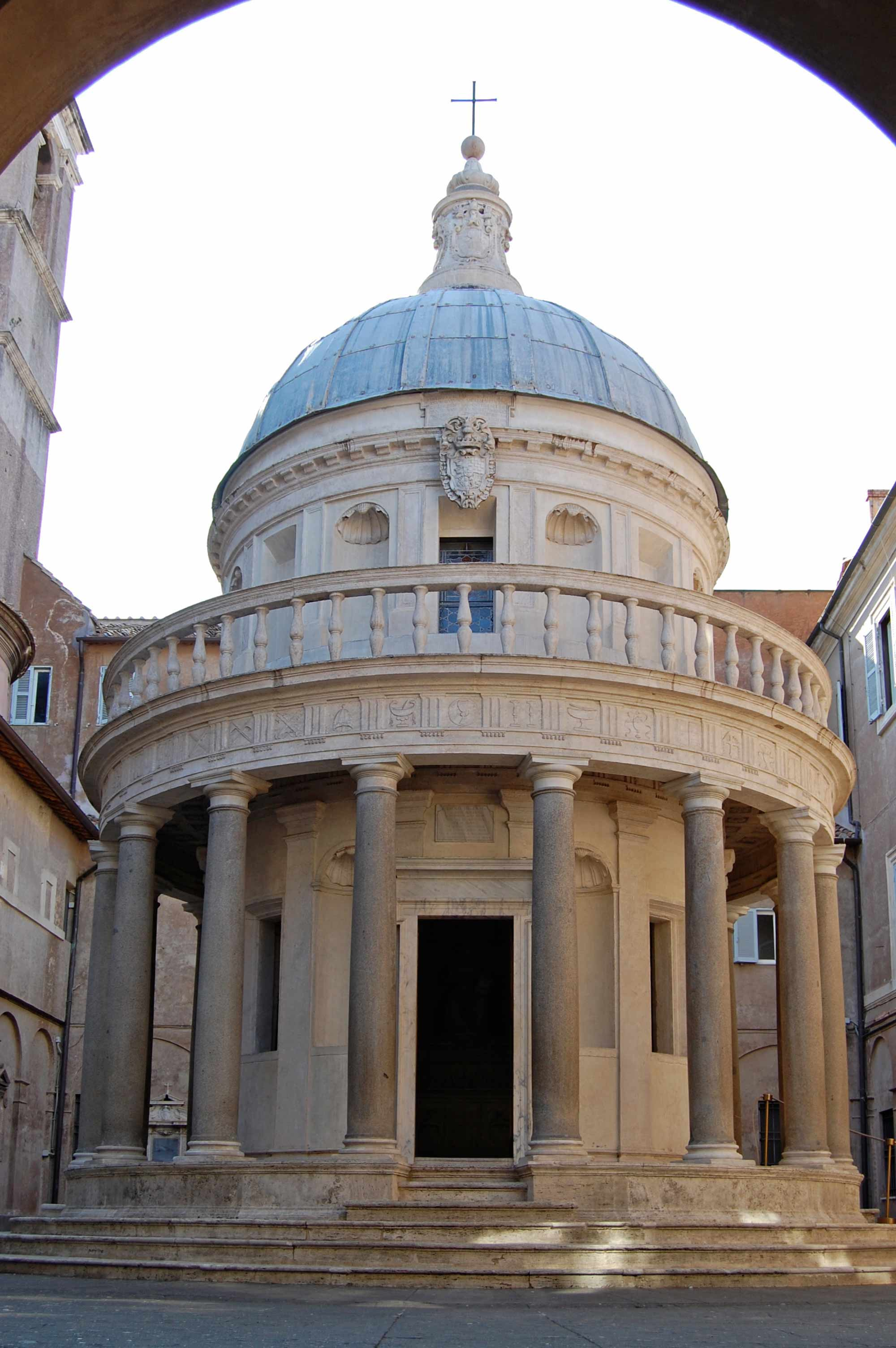 Tempietto - Rome