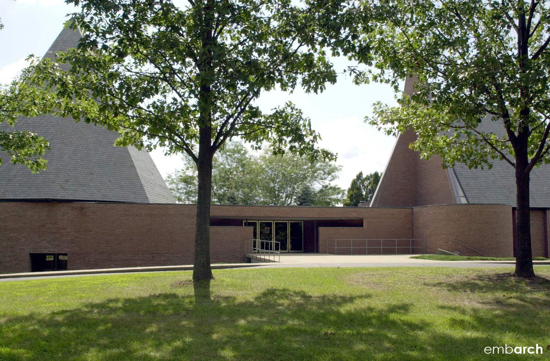 First Baptist Church - exterior