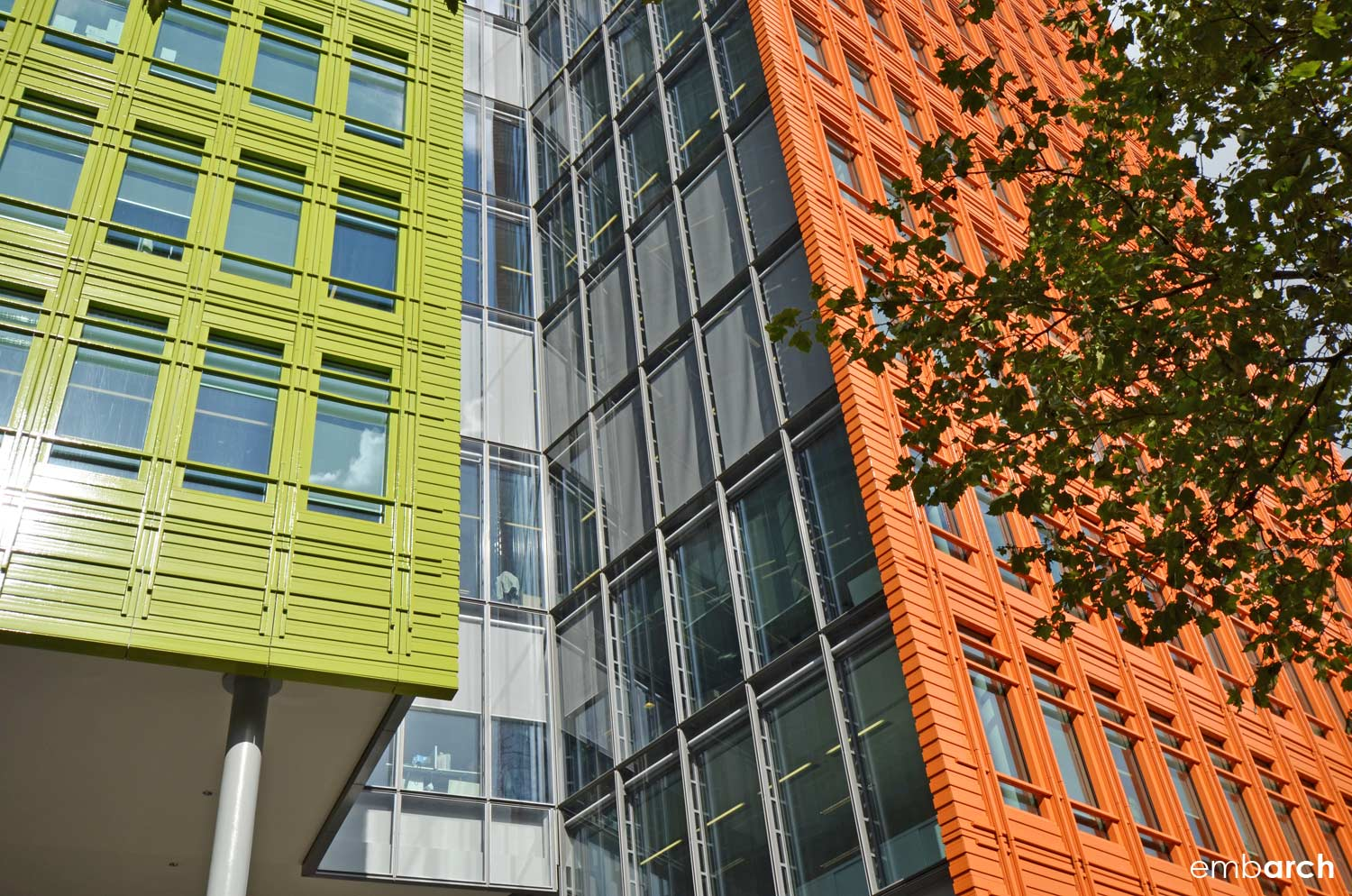 Central St. Giles Court