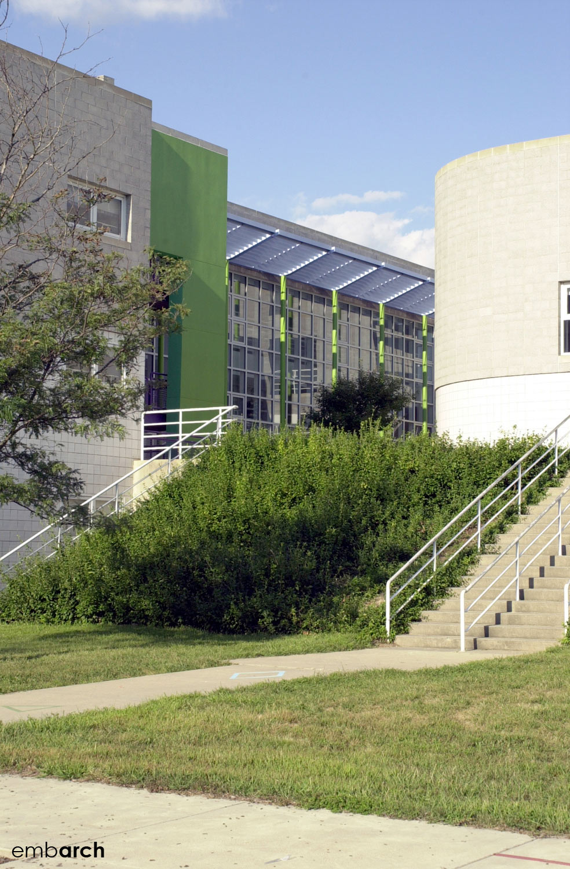 Clifty Creek Elementary School - exterior
