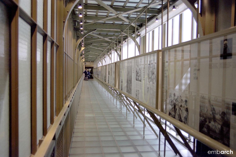 Musee D'Orsay - interior detail