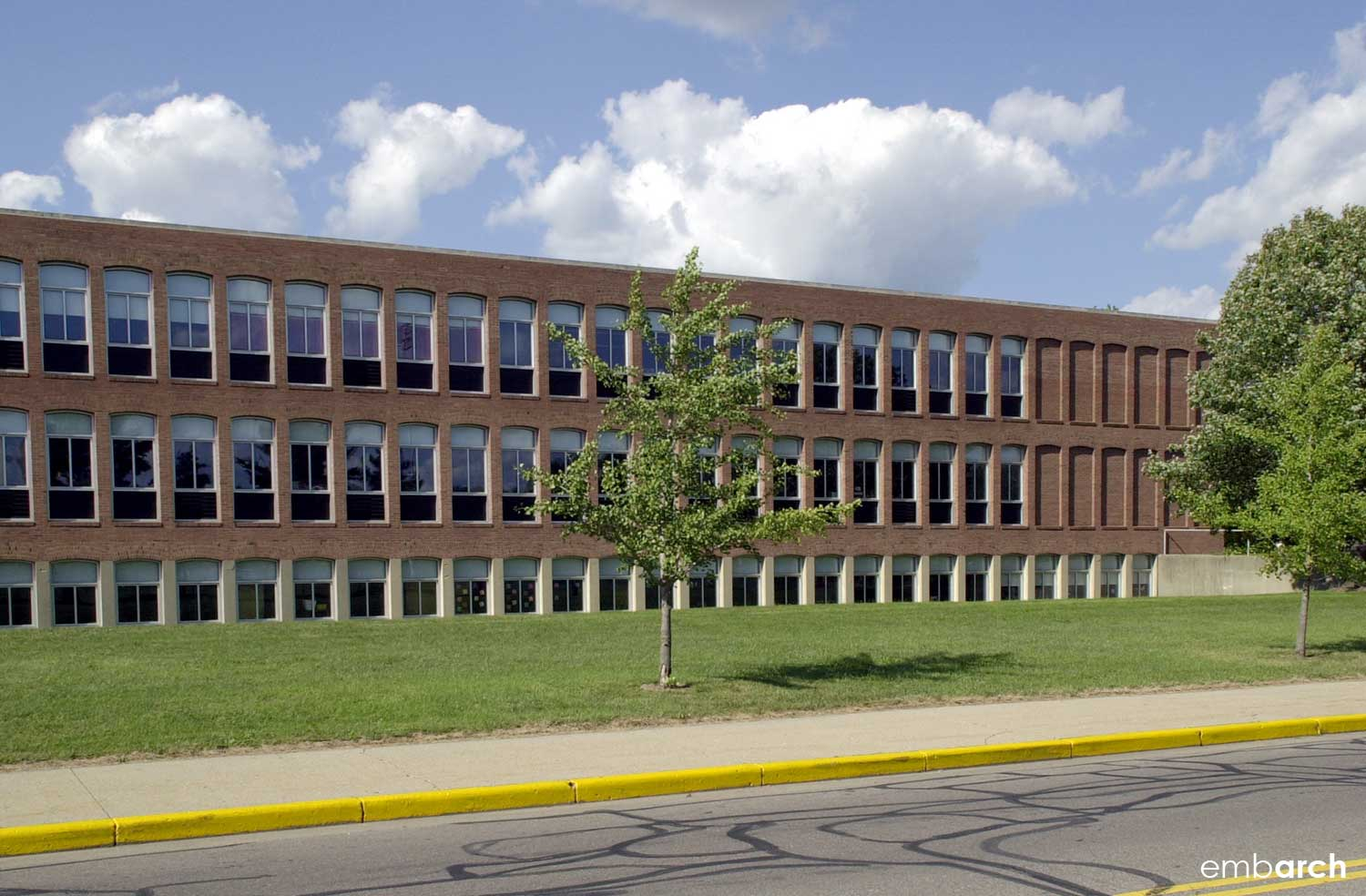 Northside Middle School - exterior