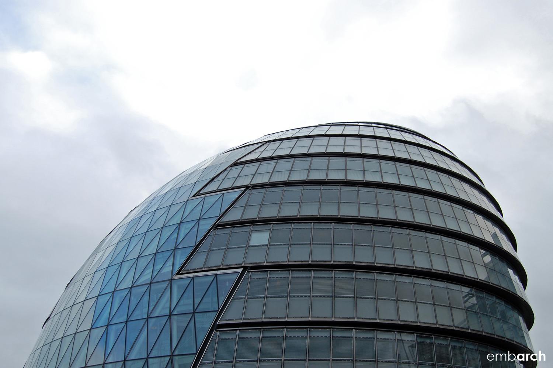 London City Hall - exterior