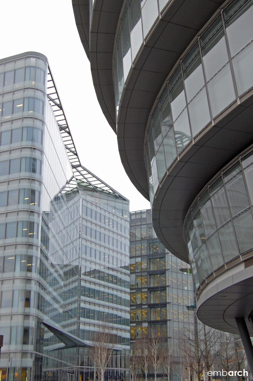 London City Hall - exterior detail