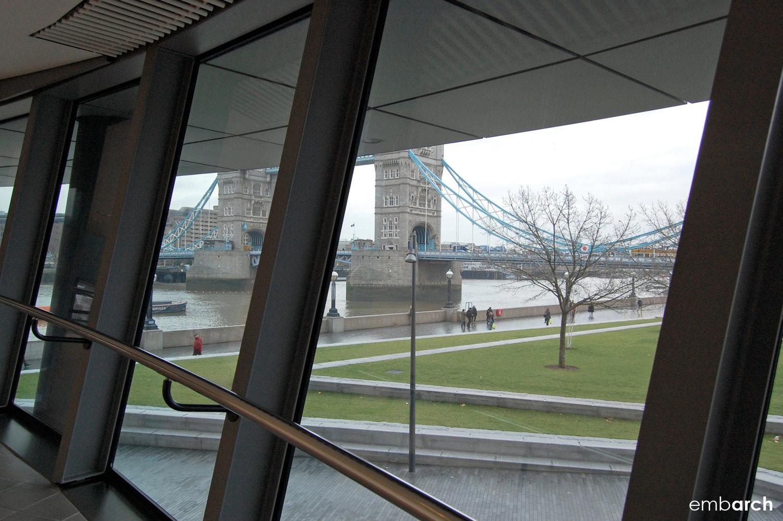London City Hall - interior