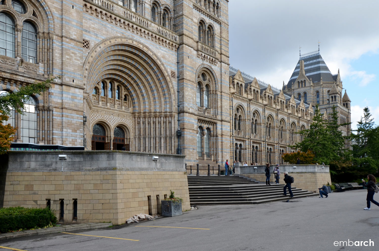 Natural History Museum, London - exterior