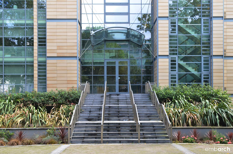 Darwin Center at the Natural History Museum, London - exterior
