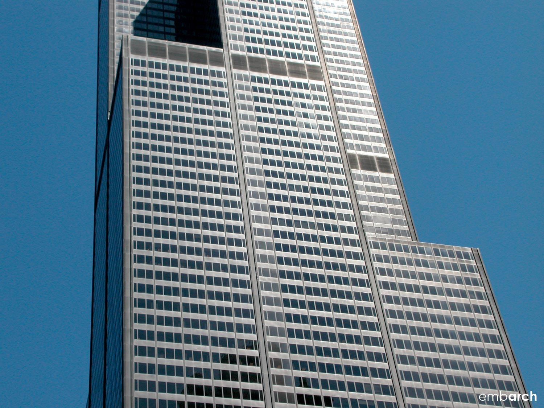 Willis Tower - exterior detail