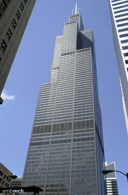 Willis Tower - exterior