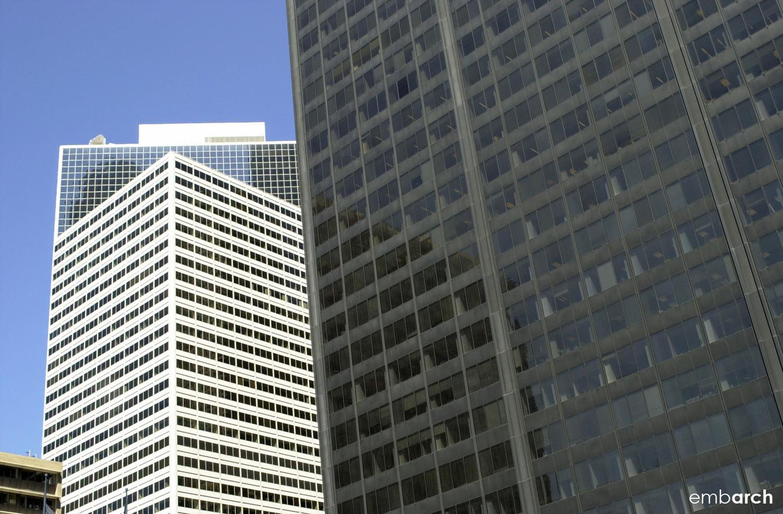 Willis Tower - exterior details