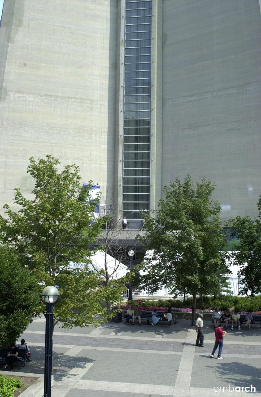 CN Tower - exterior