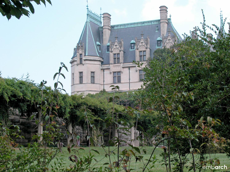 Biltmore Estate - view of exterior