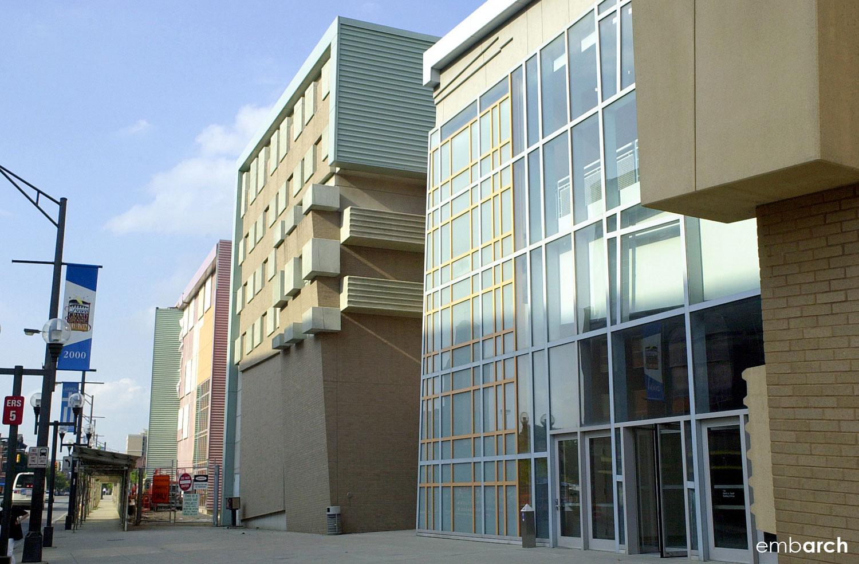 Greater Columbus Convention Center - exterior