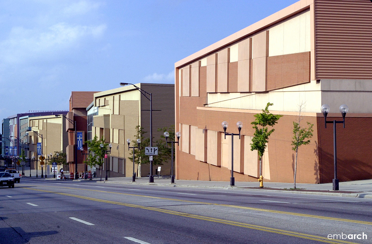 Greater Columbus Convention Center - exterior
