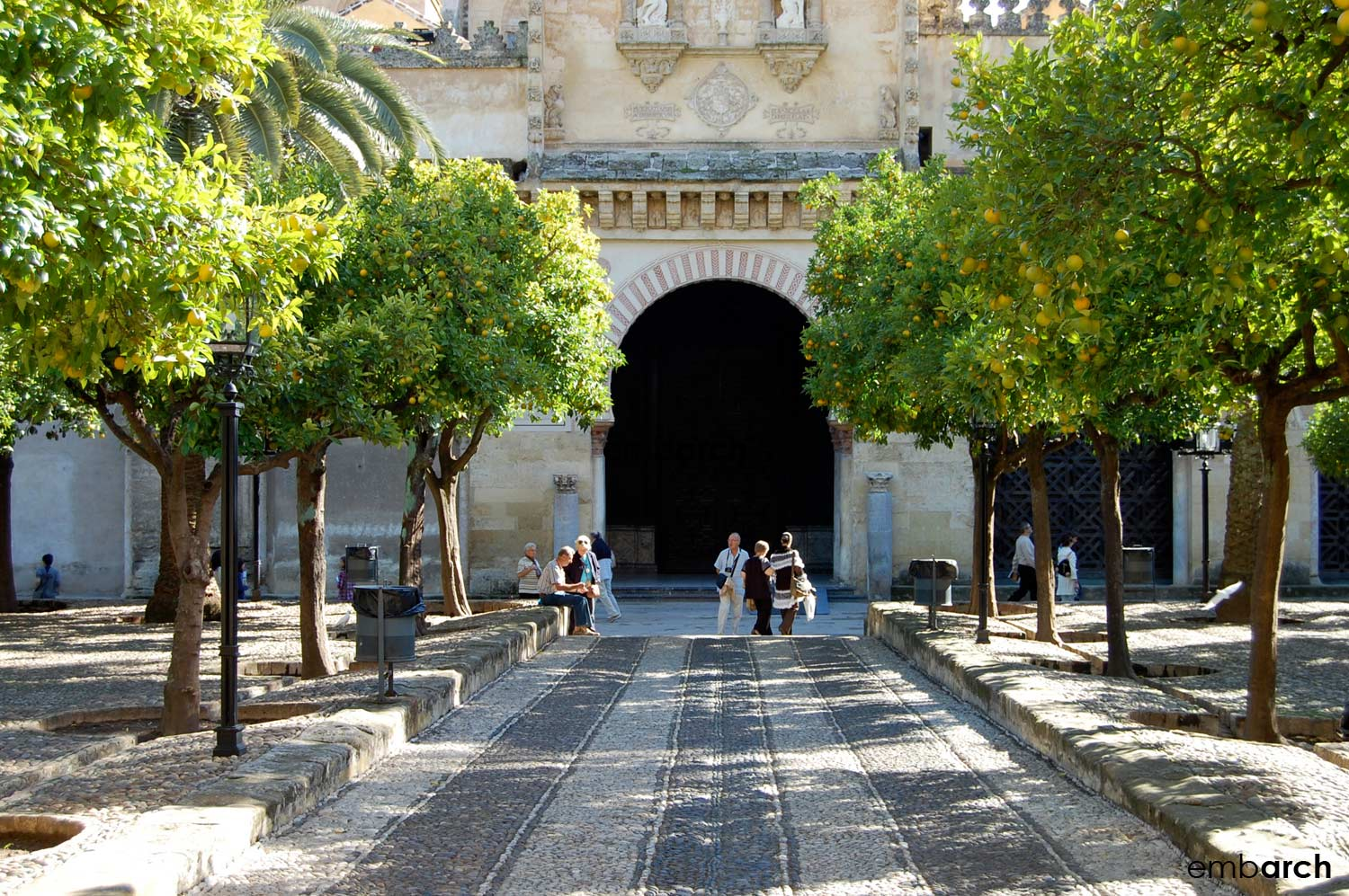 The Mosque-Cathedral of Cordoba - exterior