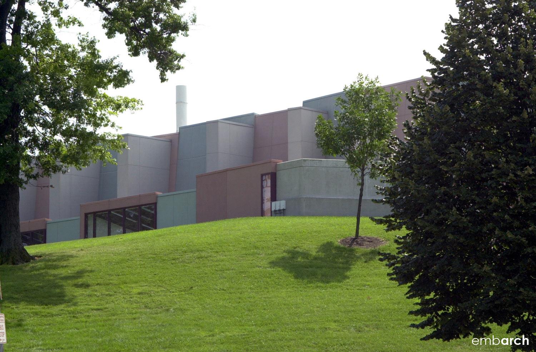 DAAP Aronoff Center at the University of Cincinnati - view of exterior