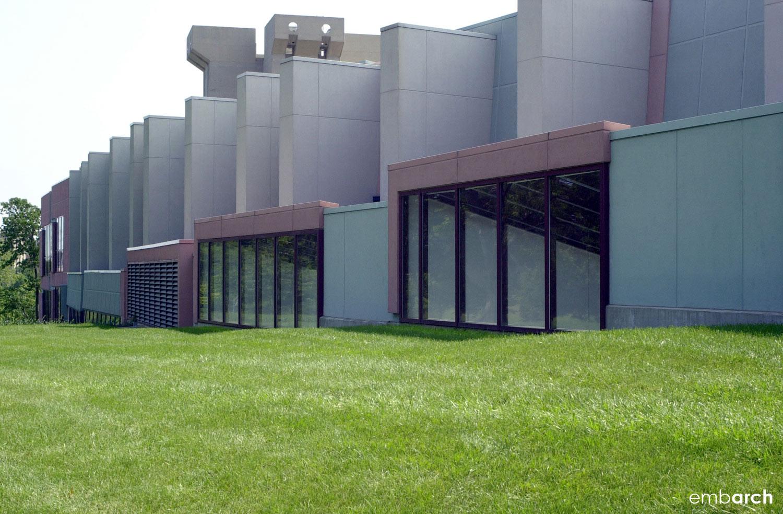 DAAP Aronoff Center at the University of Cincinnati - exterior