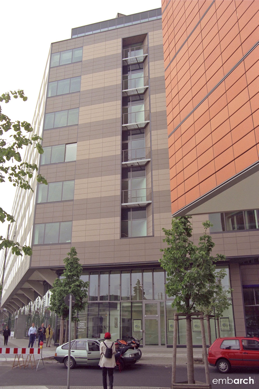 Berliner Volksbank Building - view of exterior