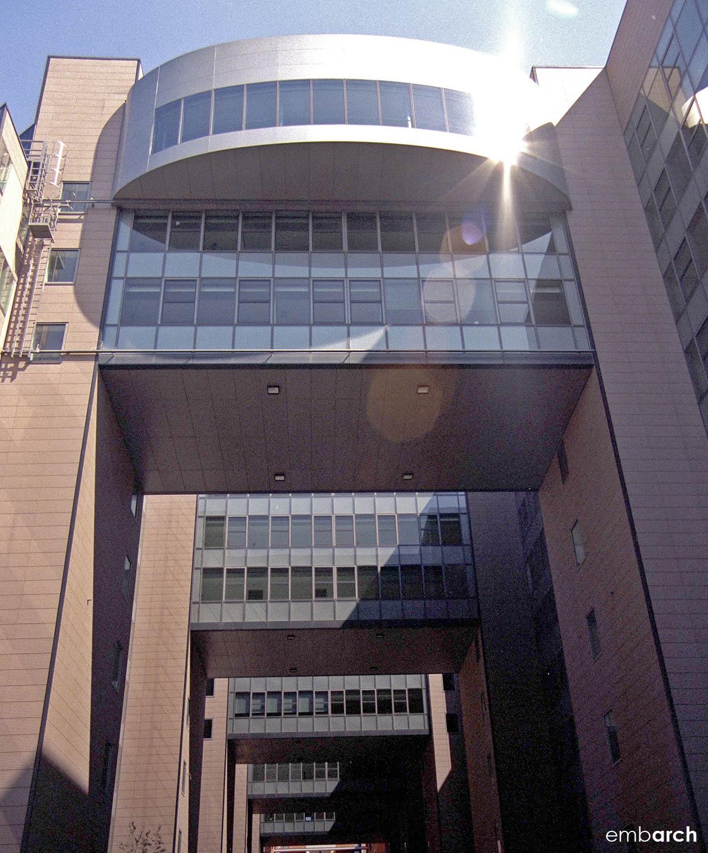 Berliner Volksbank Building - exterior