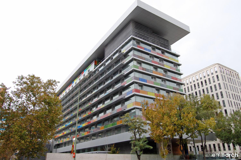 The Spanish National Statistics Institute