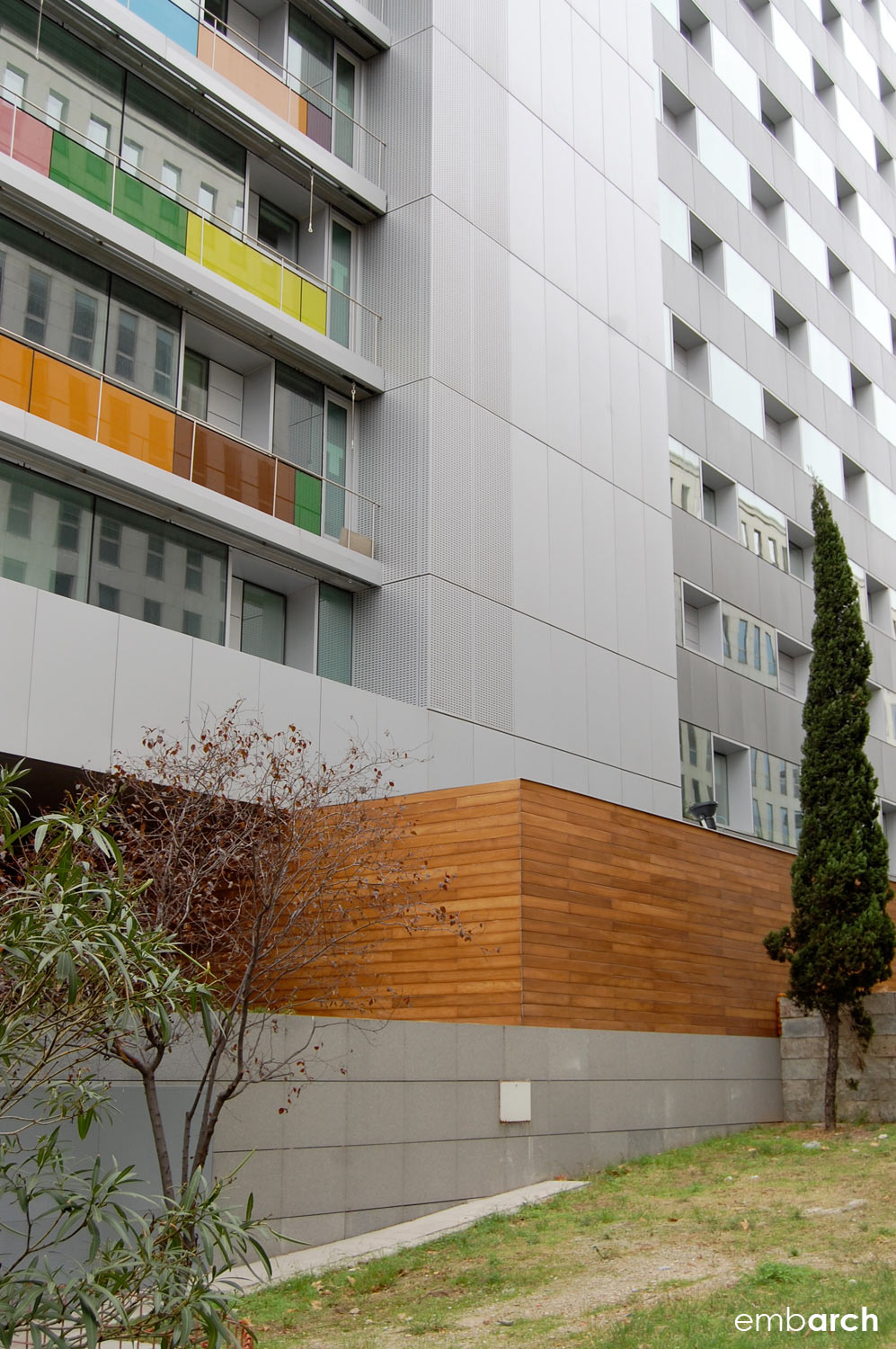 The Spanish National Statistics Institute - exterior
