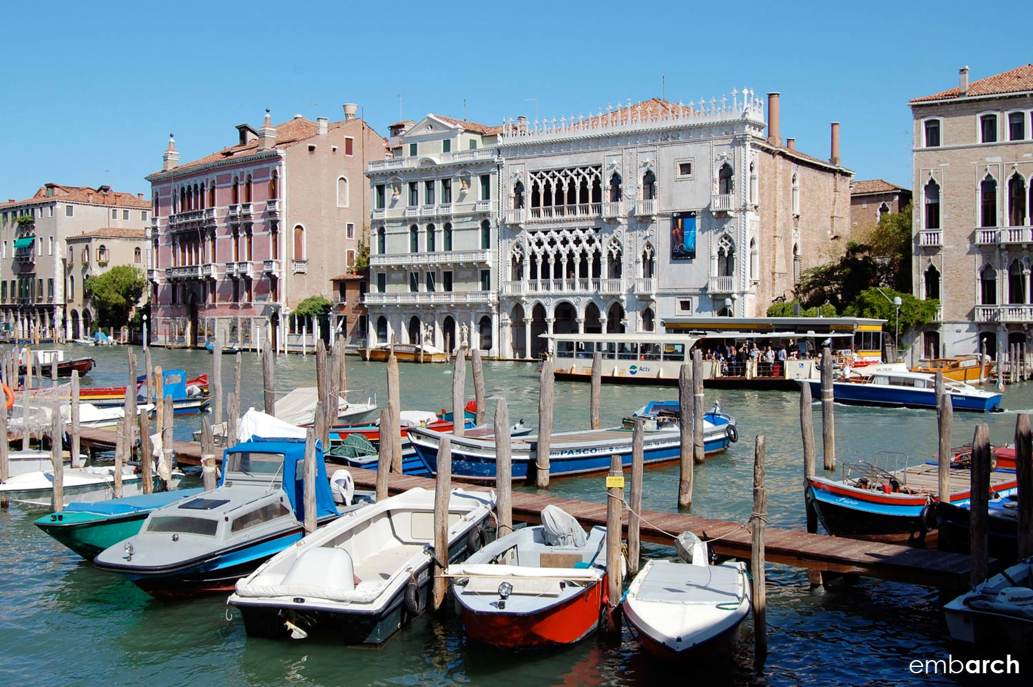 Grand Canal (Canal Grande), Venice, Italy