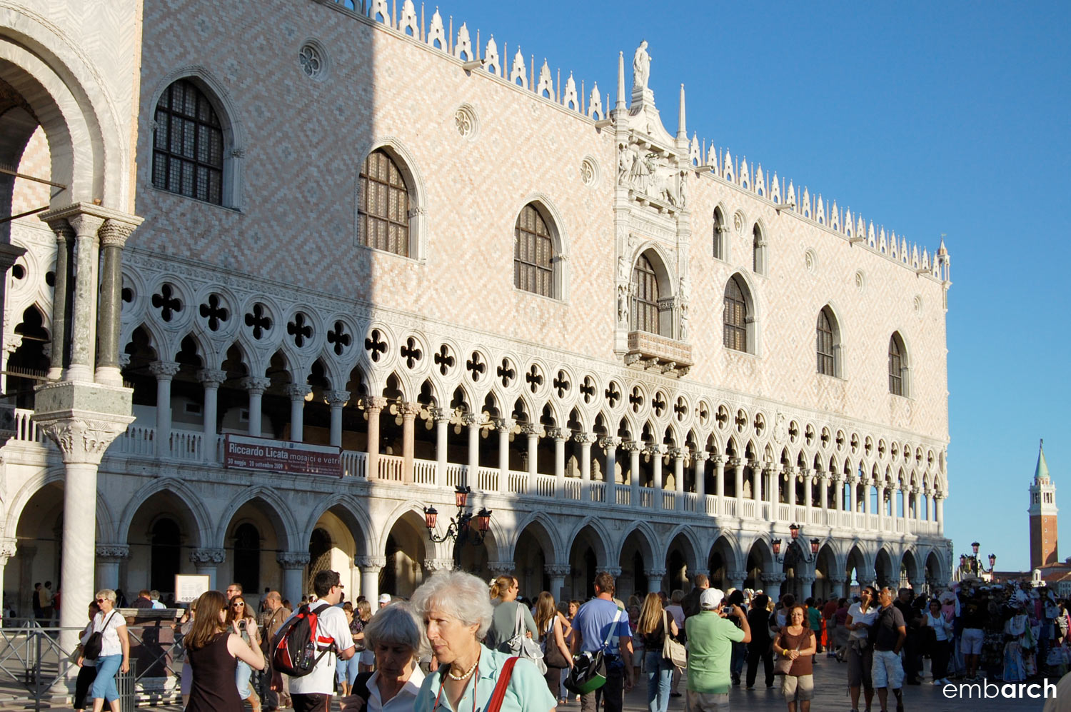 Palazzo Ducale - view of exterior