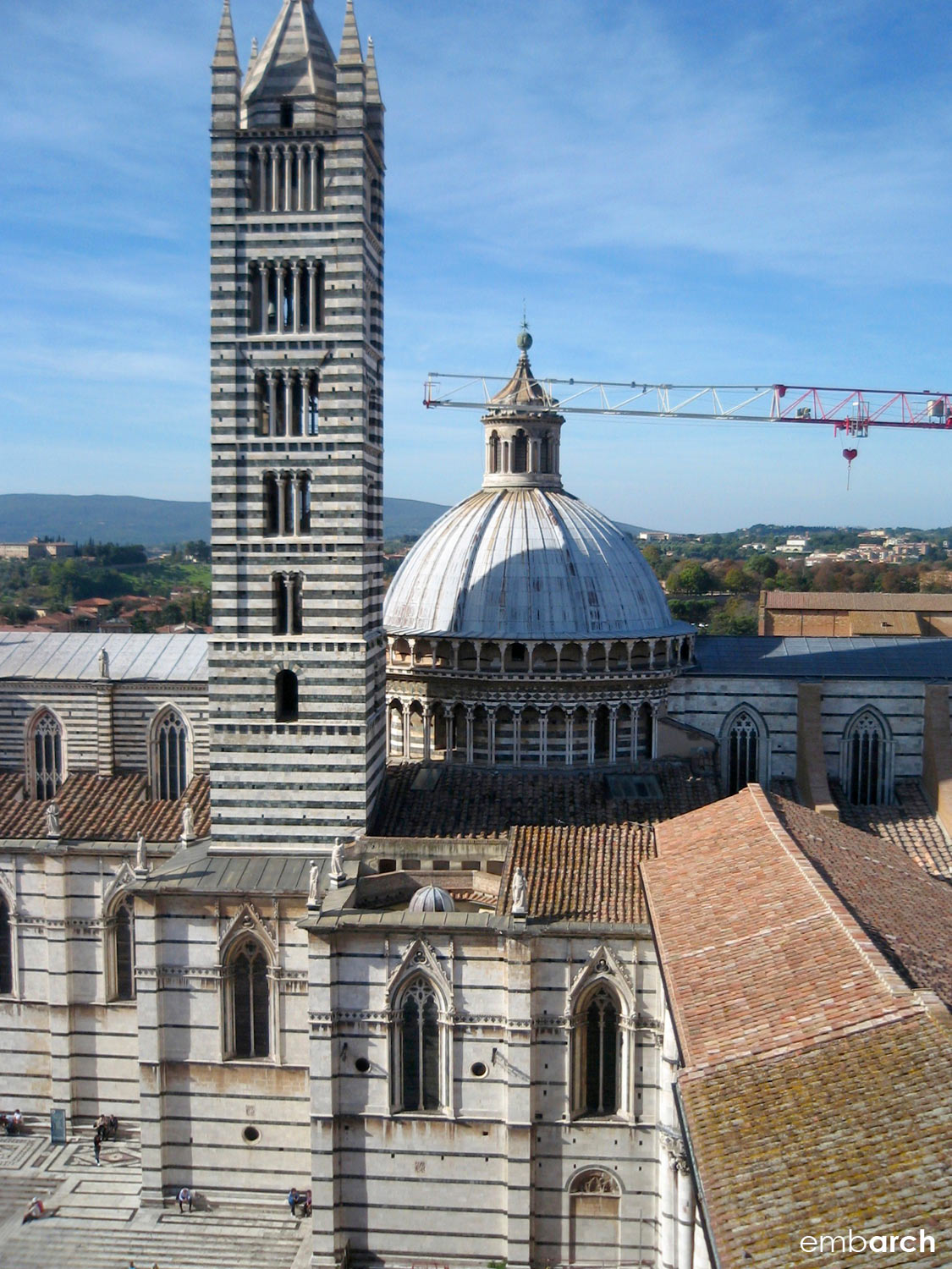 Siena Cathedral - exterior view