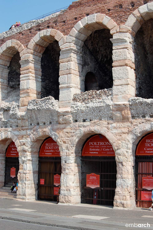 Arena di Verona (Arena Verona) - exterior