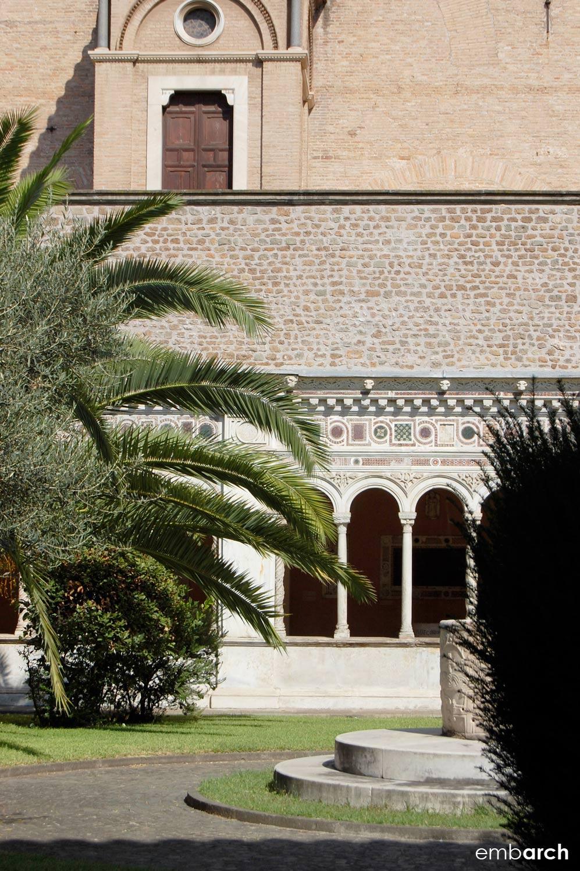 Papal Archasilica of St. John Lateran - cloister