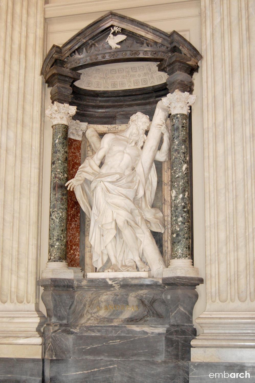 Papal Archasilica of St. John Lateran - statuary