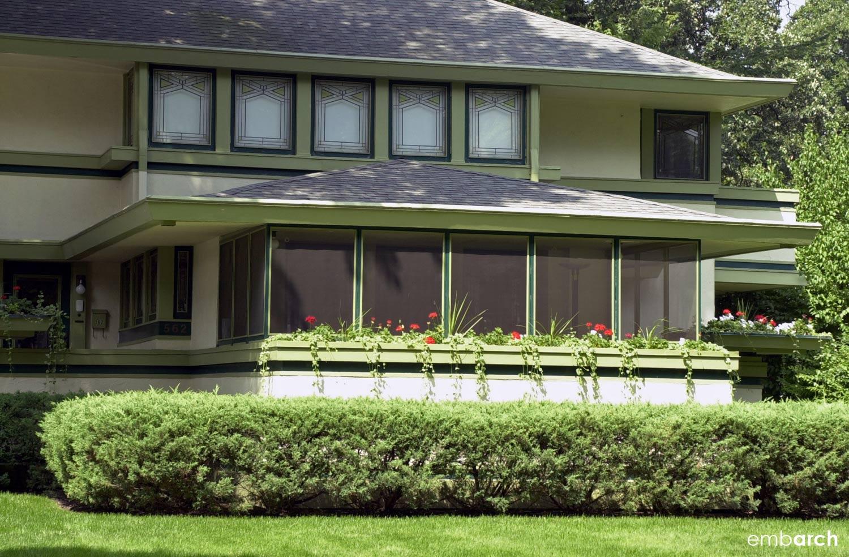 Ingalls House - exterior