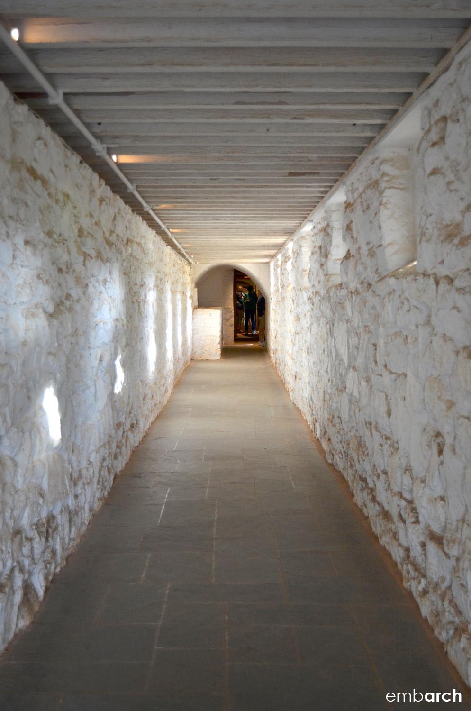 Monticello - interior