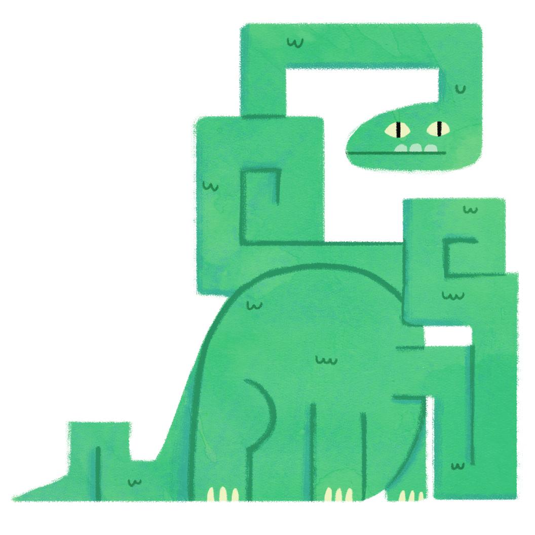 Loopy Dino