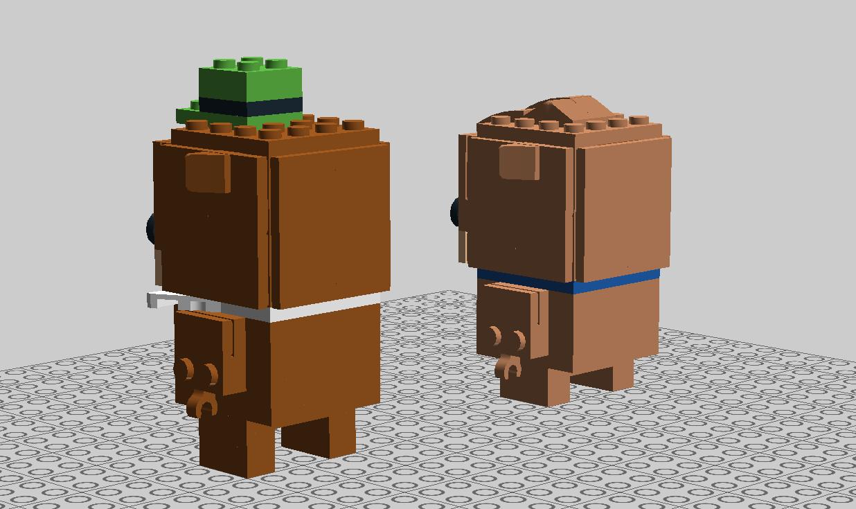 Boo Boo & Yogi Bear