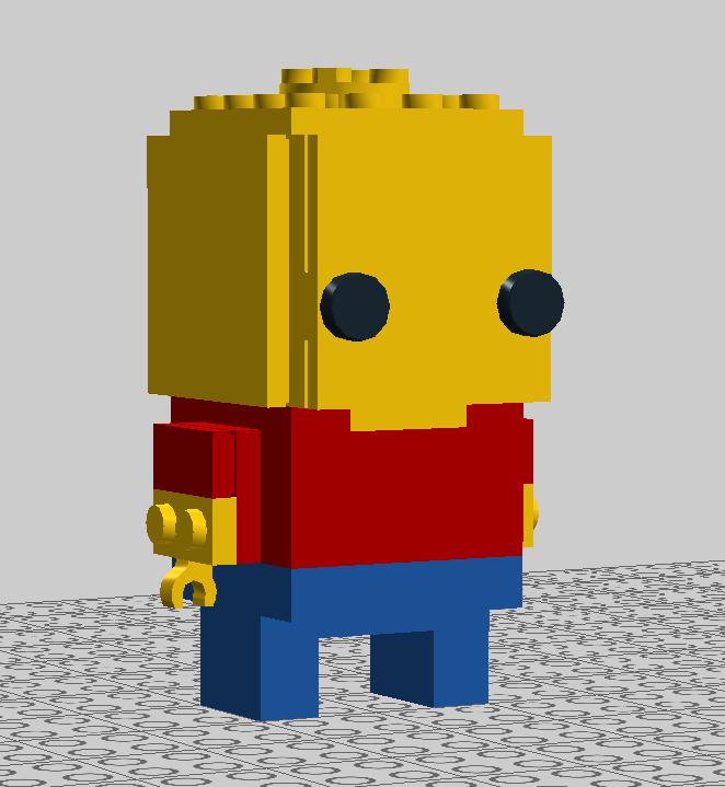 Classic LEGO Figure