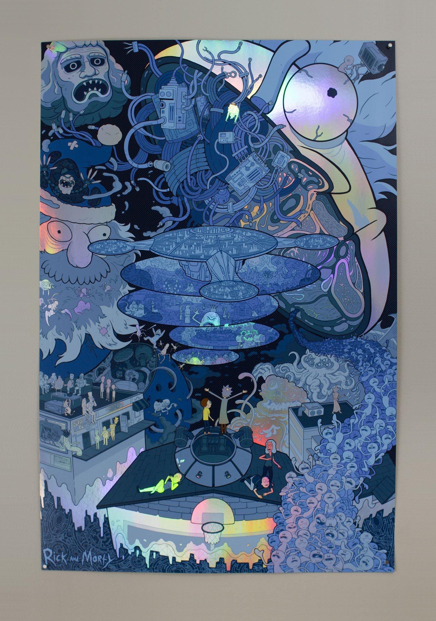 Rick and Morty: Season 1 - Artist Variant