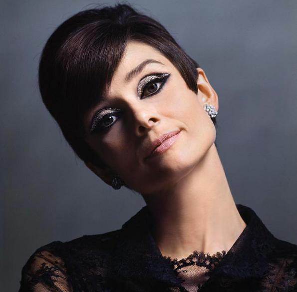 Audrey Hepburn. © Douglas Kirkland.