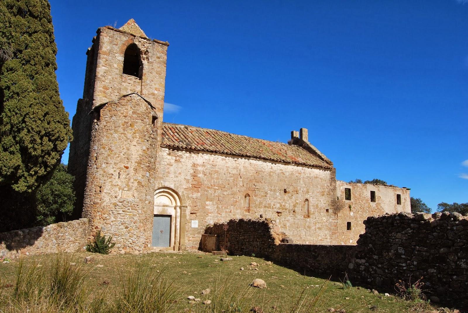 Santa Maria de l'Estela.
