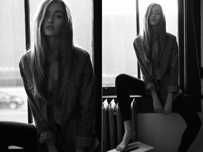 Michael Populus Photographs model Katie Juergens