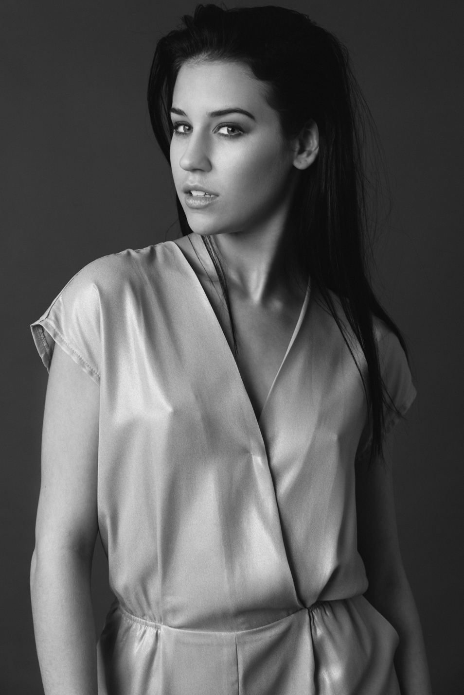 Michael Populus Photography photographs Angelle Folse with Kennedy MGMT