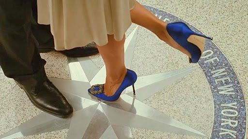 Manolo Blahnik, Carrie Shoe