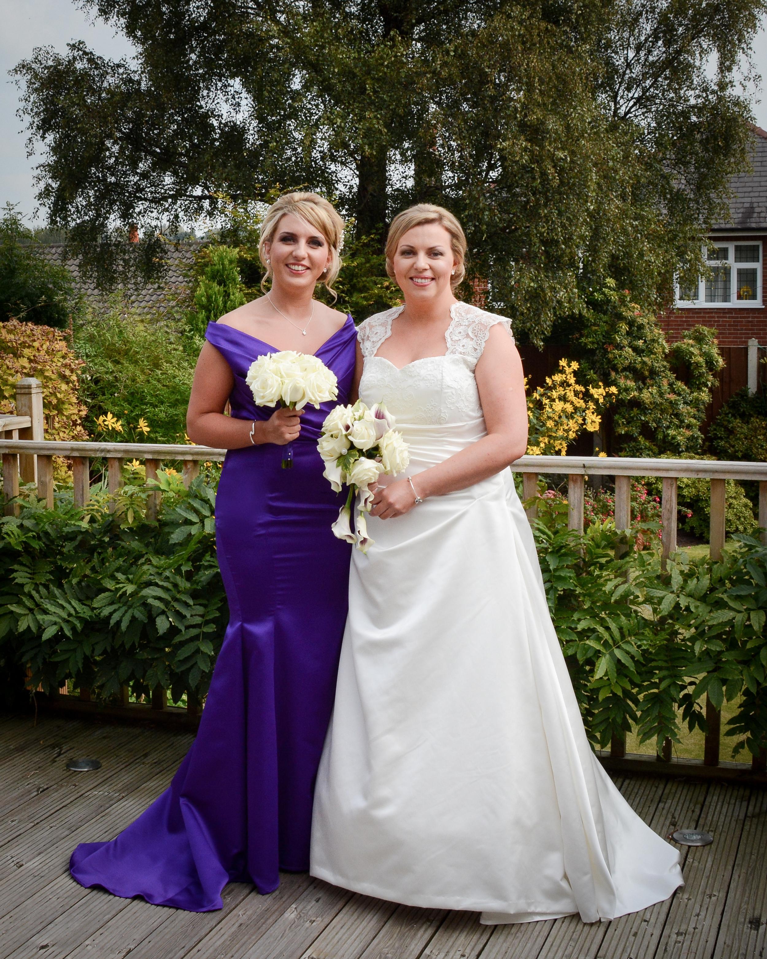 Bespoke Bride & Bridesmaid Dresses by Jessica Bennett Bespoke Bride