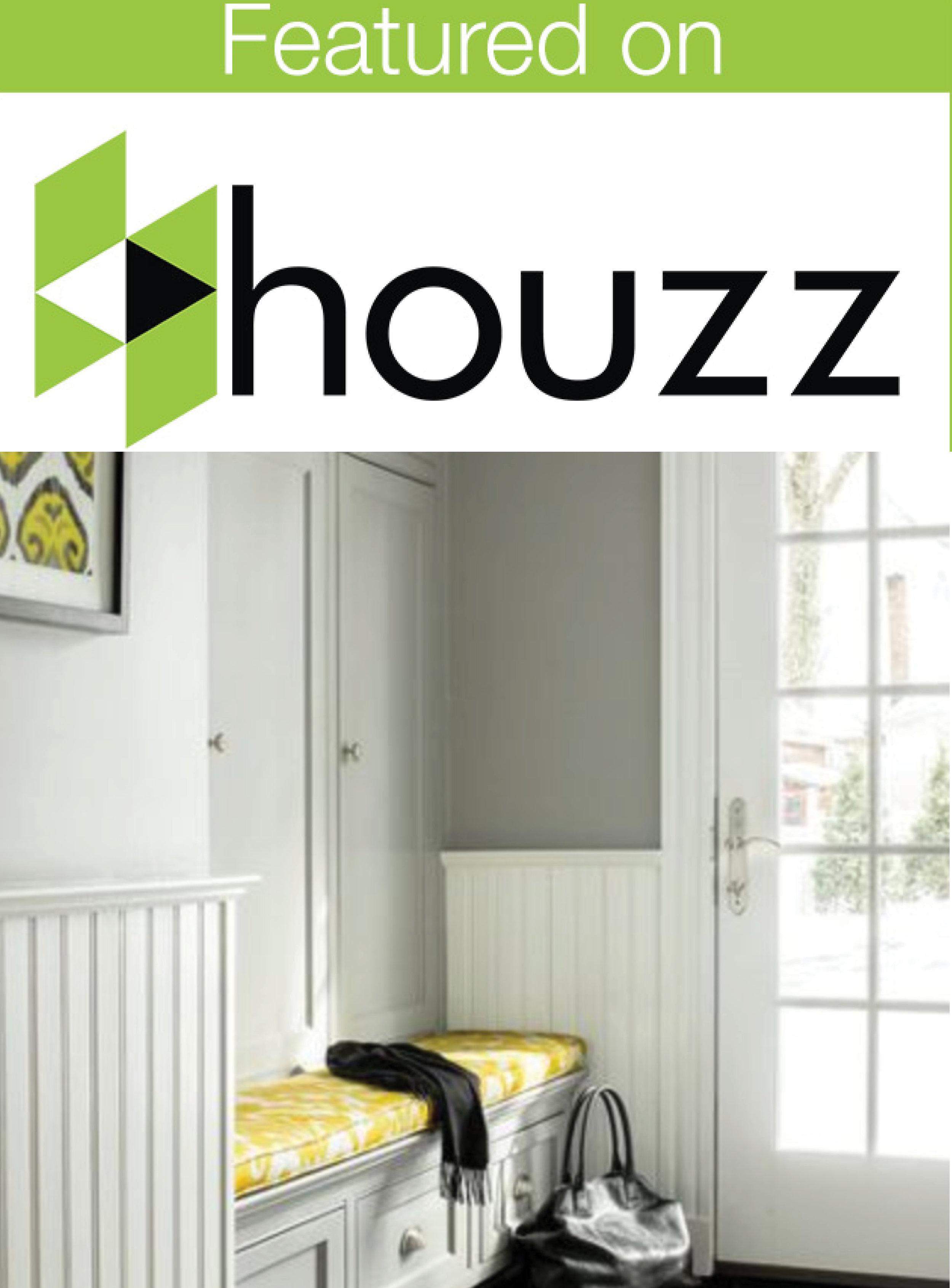 Smart Storage. Houzz 2015